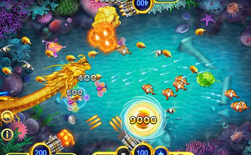 เกมยิงปลาออนไลน์ เกมออนไลน์ ยอดนิยม