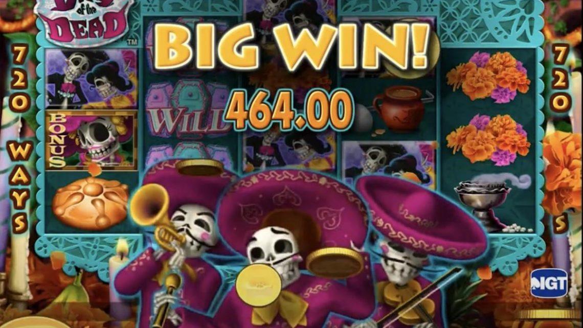 Day of the Dead เกมสล็อต ที่จะพาคุณไปล่าเงินรางวัลแห่งความตาย